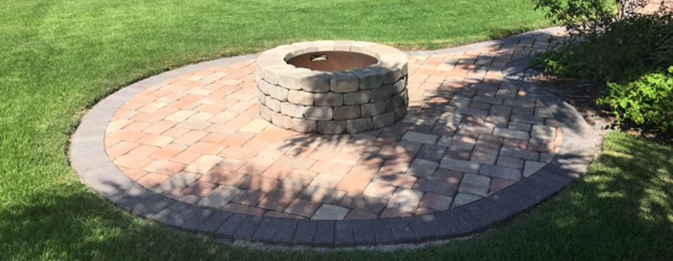 Sarasota Custom Fire Pit Design