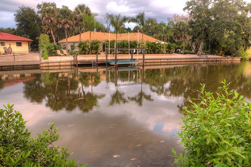 Sarasota Fl Landscaping Siesta Key Grand Canal
